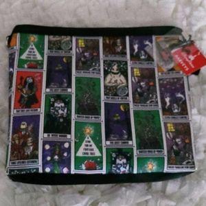 Harveys Seatbelt Crossbody Bag - Tarot Cards
